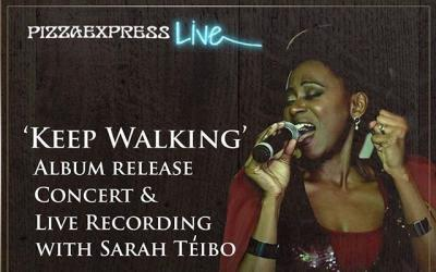 Win A Ticket To Sarah Teibo's Album Release Concert