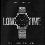 Marqus Anthony Releasing New Single 'Long Time'