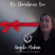 Angela Mahon Releasing New Single 'It's Christmas Eve'