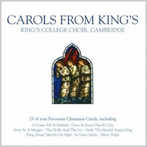 Carols From Kings College Cambridge