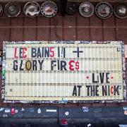 Lee Bains III & The Glory Fires Release 'Live At The Nick'