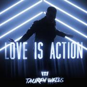 Royal Tailor Frontman Tauren Wells Releases Solo Single 'Love Is Action'