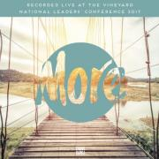 Vineyard UK Releases 'More' Recorded Live At The Vineyard National Leaders' Conference 2017