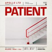 Apollo LTD Releases 'Patient', Second Single From Full-Length Debut Album Slated For Release Early 2021