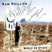 Sam Phillips Releases 10th Studio Album 'World On Sticks'