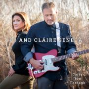 Award-Winning Country Duo Jed & Claire Seneca Return With 'Carry You Through'