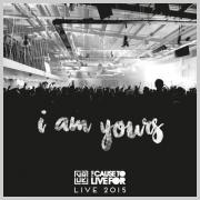Vineyard UK Release 'I Am Yours' Live Worship Album