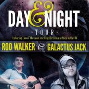 Roo Walker & Galactus Jack Announce Day&Night Tour 2013