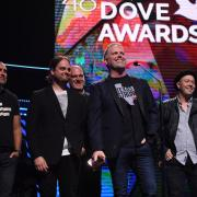 MercyMe & Zach Williams Take Home Top Awards At 48th Annual GMA Dove Awards