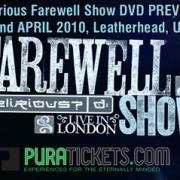 Special UK Screening For Launch Of Delirious? 'Farewell Show' DVD