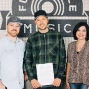 FCM Songs Inks Publishing Deal With Swedish Singer, Songwriter Tommy Iceland
