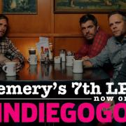 Emery Planning Seventh Album With Crowd Funding Campaign