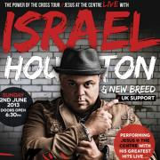 European Tour Dates For Israel Houghton