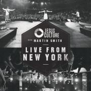 Jesus Culture & Martin Smith Release Joint Album 'Live From New York'