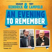 Graham Kendrick Launches 'An Evening to Remember'