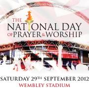 National Day of Prayer At Wembley To Feature Matt Redman, Tim Hughes, LZ7 & More