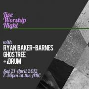 Ryan Baker-Barnes & Ghostree To Perform At One Resolve Worship Night In Dudley