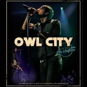 Owl City 'Live From Los Angeles' Released On DVD & BluRay