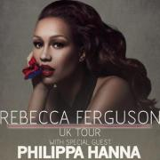 Philippa Hanna To Support X Factor's Rebecca Ferguson On UK Tour