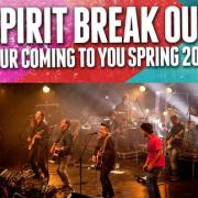 Worship Central Kick Off 'Spirit Break Out Tour 2012'
