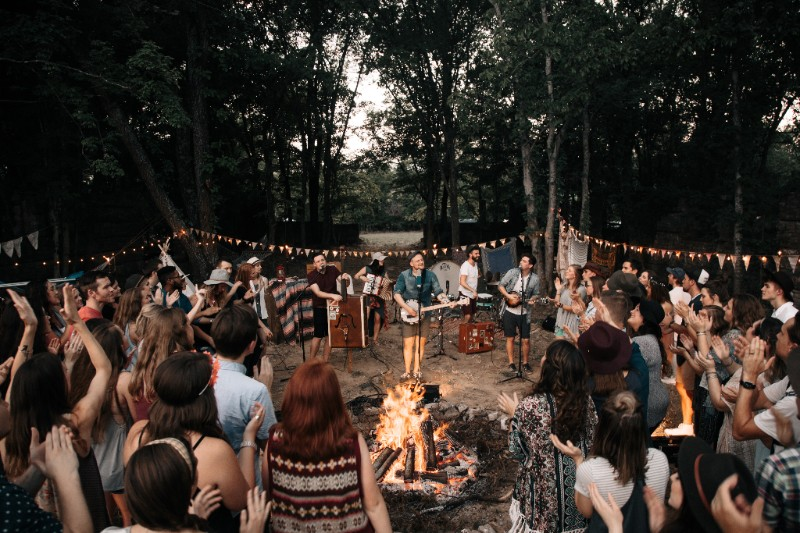 Louder Than The Music - Rend Collective - Campfire II - Simplicity