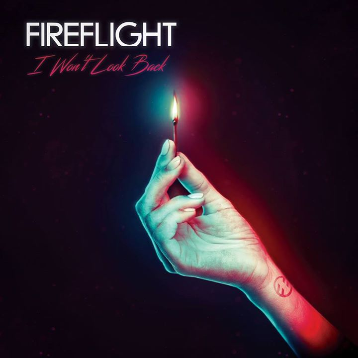 Fireflight - I Won't Look Back (Single)