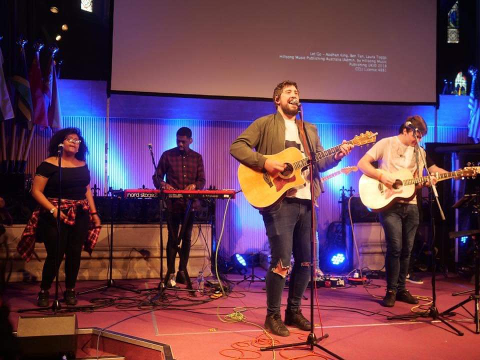 Former Southville Worship Leader Tim Williams Set To Release Debut Solo Project