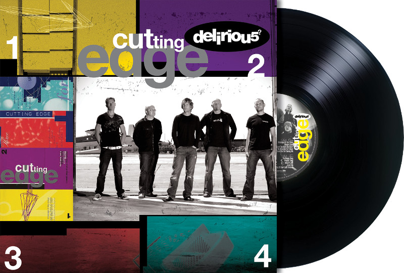 Delirious - Cutting Edge