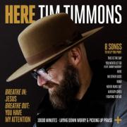 Tim Timmons Releases New Album 'Here'