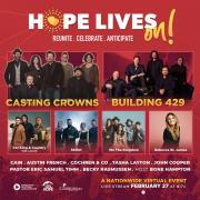 The Christian Festival Association to Present the 'Hope Lives On' Virtual Festival Today