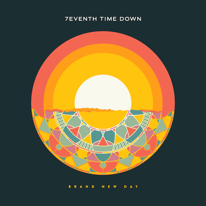 7eventh Time Down - Brand New Day