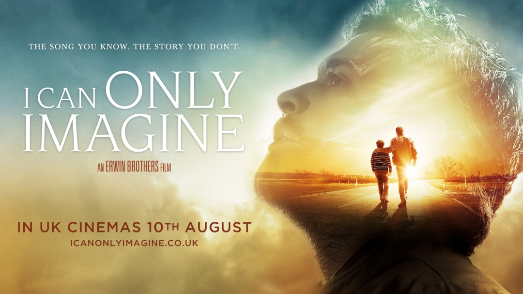 'I Can Only Imagine' Movie Inspired By MercyMe Song Opens In UK Cinemas This August